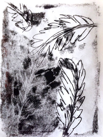 Feather-Print